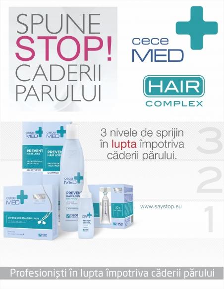 Cece Med Prevenirea căderii părului